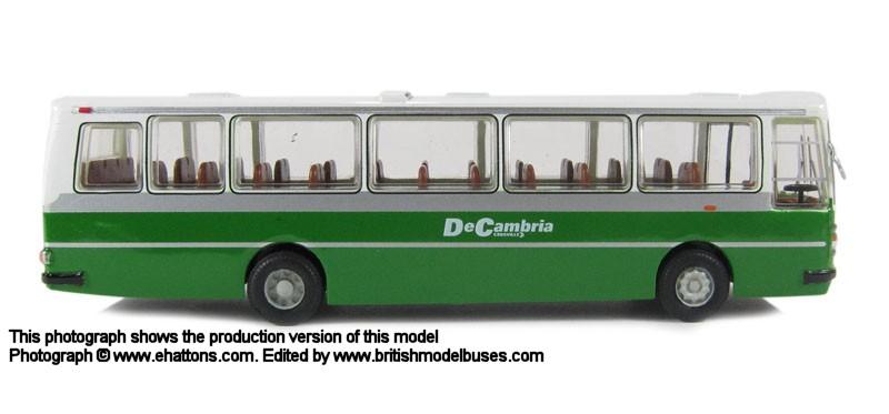 B-T B007 Base Models Duple Dominant II Maidstone/& District NBC Gillingham