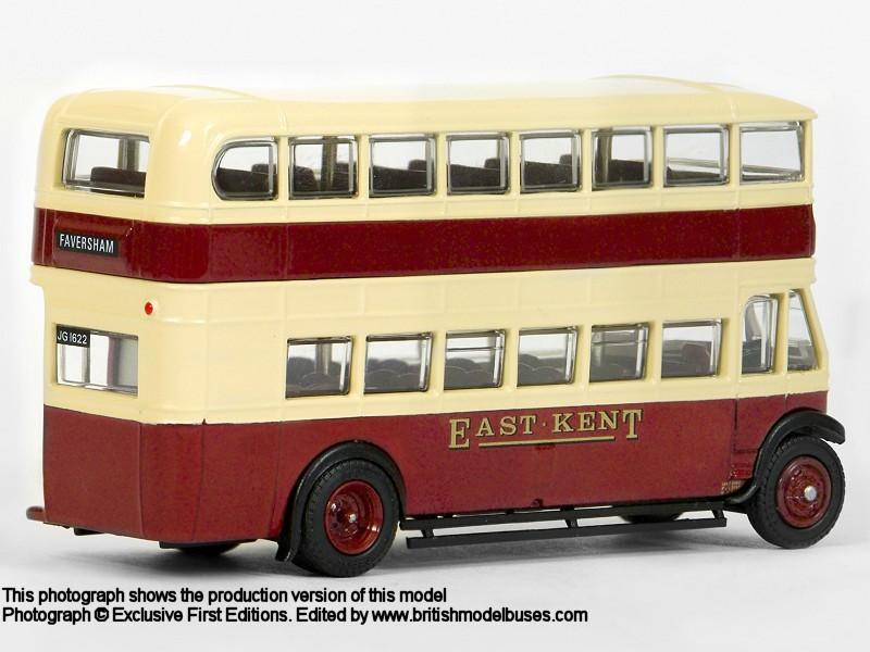 EFE 31306 Leyland B20 DMS Driver Trainer Bus London General