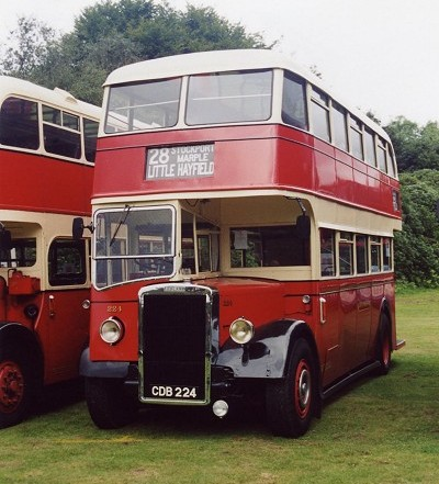 Gallery Leyland Pd2